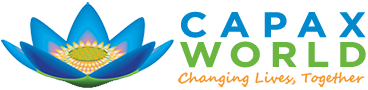 Capax World Logo